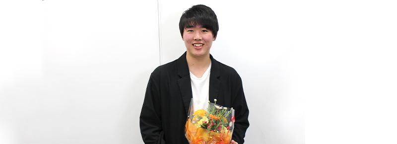田中 文也さん(北海道)